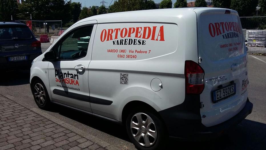 Consegna a domicilio gratuita - Ortopedia Varedese ...