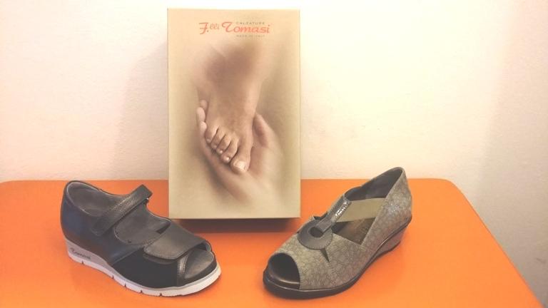 buy popular 7f389 a9481 Scarpe FRATELLI TOMASI - Ortopedia Varedese | Noleggio ...