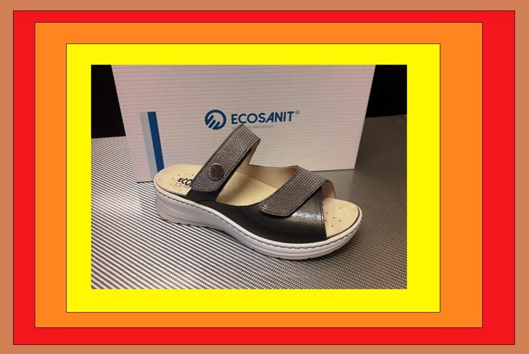 stati uniti Sneakers 2018 informazioni per Ciabatta ortopedica ecosanit con suola biomeccanica - Ortopedia ...