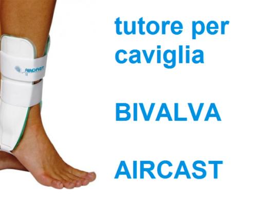 Tutore per caviglia bivalva Aircast