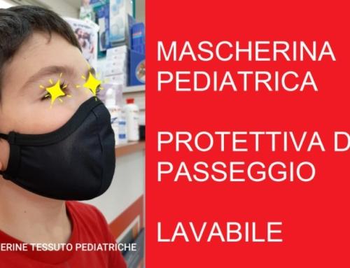 Mascherina pediatrica